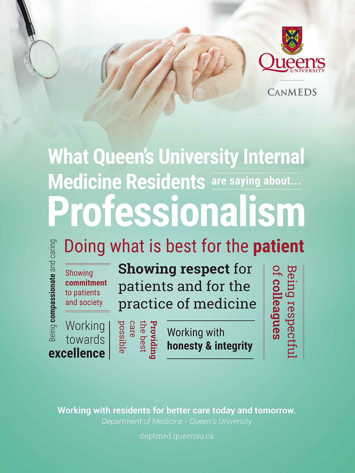 Resident Perspective on Professionalism and Wellness in Medicine