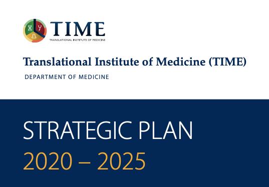 TIME Strategic Plan 2020-2025