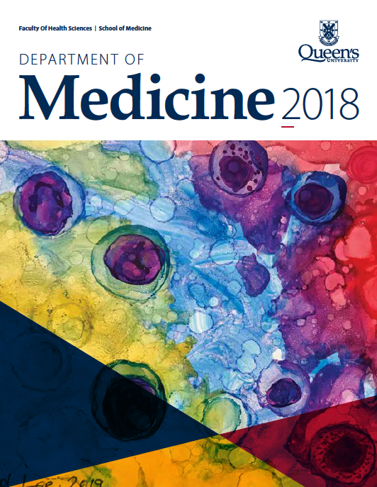 Department of Medicine Annual Report - 2018