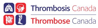logo for Thrombosis Canada
