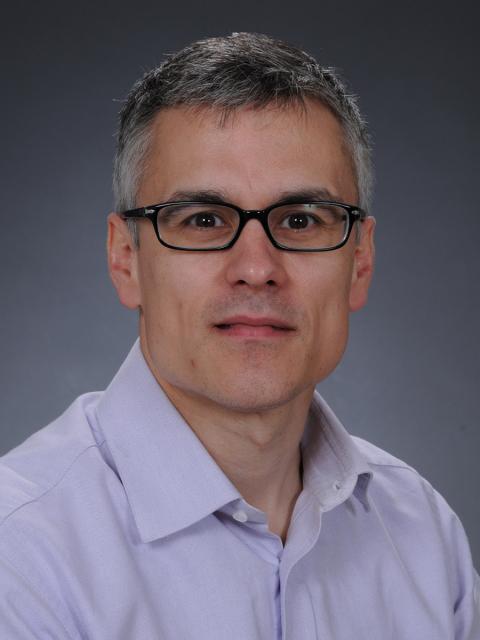 Dr. David Reed  - TIME Grant 2019