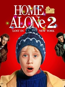 Home Alone 2 movie poster