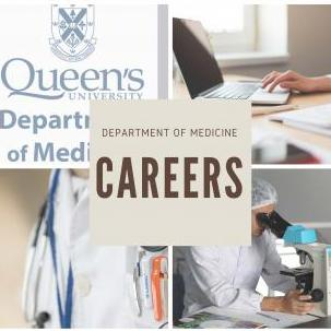 Careers in the Dept Of Medicine